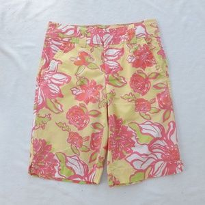 LILLY PULITZER RESORT FIT BERMUDA SHORTS